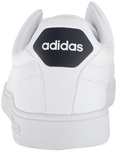 Adidas Womens Vantaggio Adattarsi W Bianco / Bianco / Blu Marino