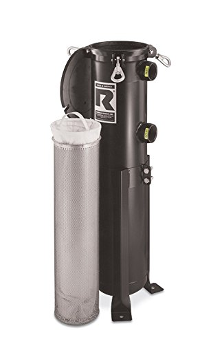 Rosedale Products NCO8-30-2P-150-C-V-PB Model Nco Bag Filter Housing, 30