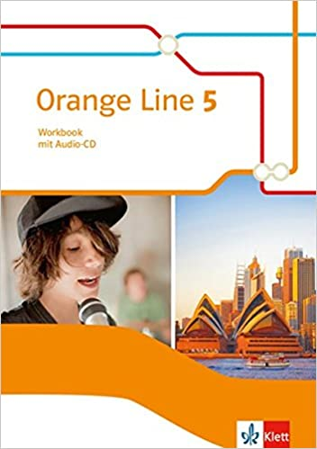 Workbook mit Audio-CD, Orange Line 2