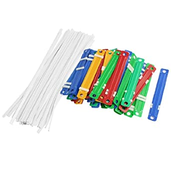 Amazon.com: Uxcell a12120400ux0003 Plastic Office School ...