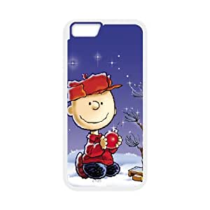 IPhone 6 4.7 Inch Phone Case for Charlie Brown Christmas pattern design