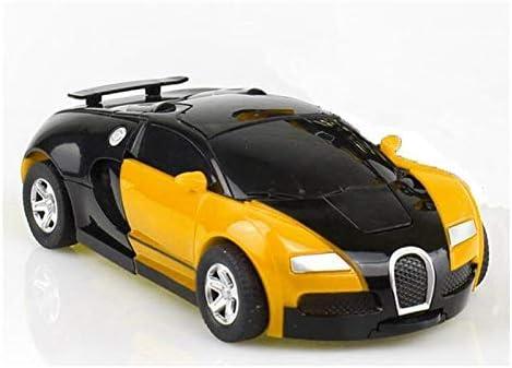 لعبة سيارة روبوت تحو ل نموذج سيارة بوجاتي فيرون للاطفال Eb16