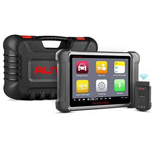 Autel Maxisys MS906BT Upgraded Version Of MS906 DS708 DS808 Bluetooth ECU Coding Diagnostic Tool OBD2 Scanner Code Reader OBDII Scan Tool