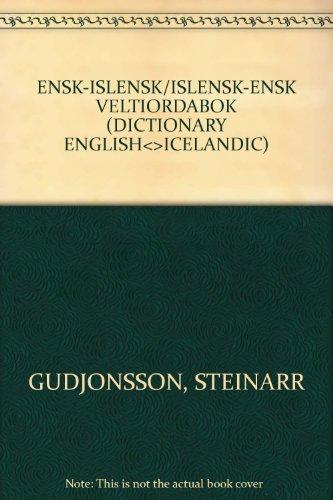 9979835192 - S�var Hilbertsson: Ensk islensk med - Book