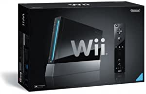 Wii Negra + Wii Motion + Wii Sports