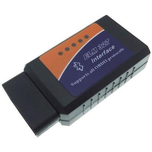 Diagnostic Interface Bluetooth Software ELM 327 voitures OBD 2 CAN de voiture de connecteur de bus Voitures lovely
