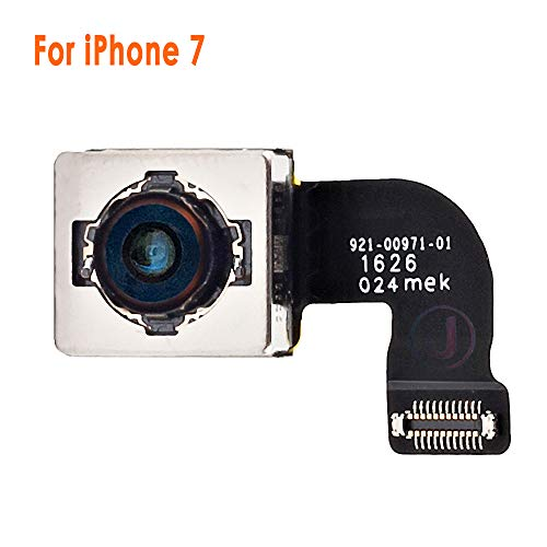 Johncase New OEM 12MP Autofocus Main Back Rear Camera Module Flex Cable Replacement Part Compatible for iPhone 7 (All Carriers)