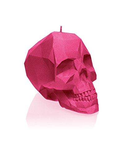 Candellana Candles Candellana- Skull Poly Candle-Dark -