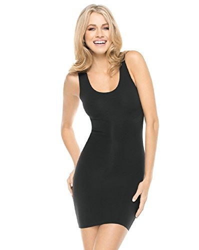 333762c1b9 Spanx Trust Your Thinstincts Tank Full Slip in Black (2X) 1818P ...