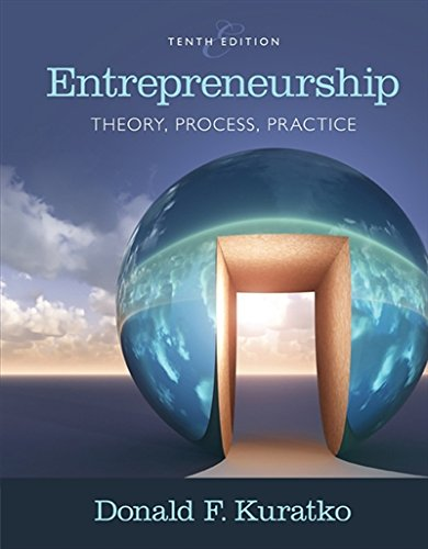 Entrepreneurship: Theory, Process, and Practice (MindTap Course List)