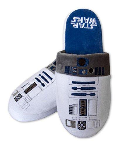 Close Up Star Wars R2-D2 Hausschuhe/Pantoffel Für Erwachsene in M (38/40) & L (41/43)