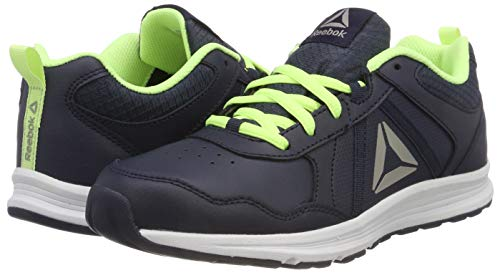Enfant Chaussures Multicolore collegiate Mixte 000 Almotio 4 Reebok Running Flash pewter Navy electric 0 De Bq10Cng4