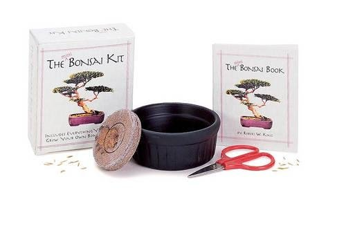 The Mini Bonsai Kit Harvard Book Store