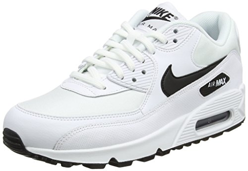 Scarpe Max NIKE Black 90 White Donna 131 Bianco Running Air Htqnqwx1