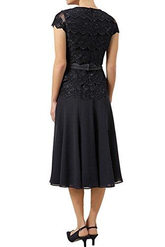 Aermeln Festkleider Braun Mit Mutterkleider Damen Spitze Abendkleid Ivydressing Elegant 0q6zIOw
