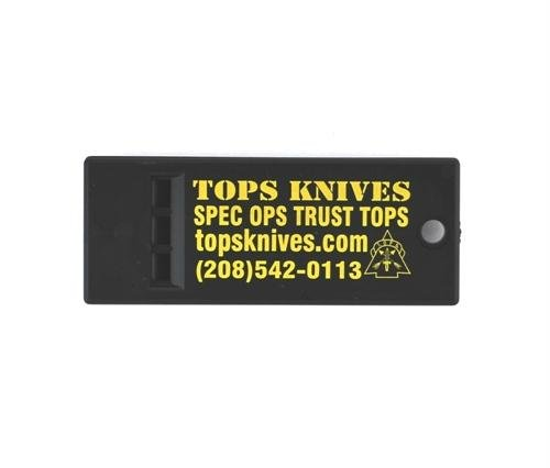 TOPS Knives TPTKSW05 Survival Whistle
