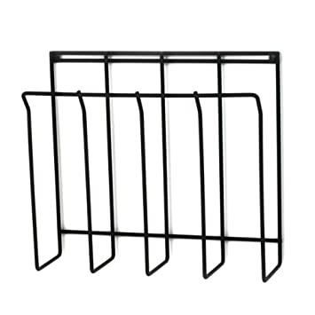 white wood magazine rack wall mounted mount amazon plans spectrum diversified black