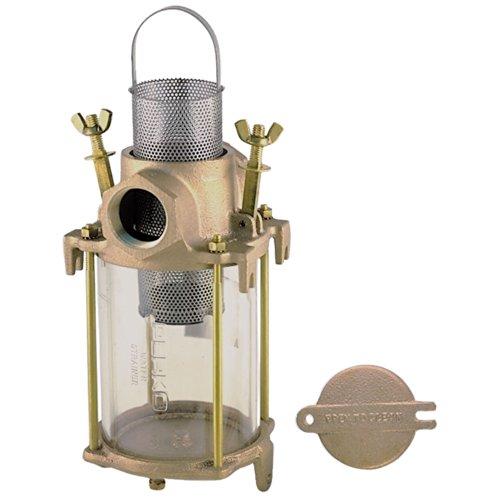 Perko Raw Water Strainer (1-1/4-Inch)