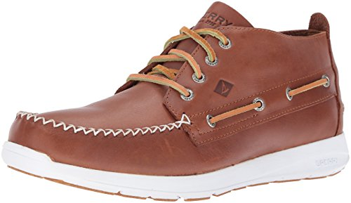 Sperry Top-Sider Men's Sojourn Chukka Leather Boot Tan Boot 10 M (D)