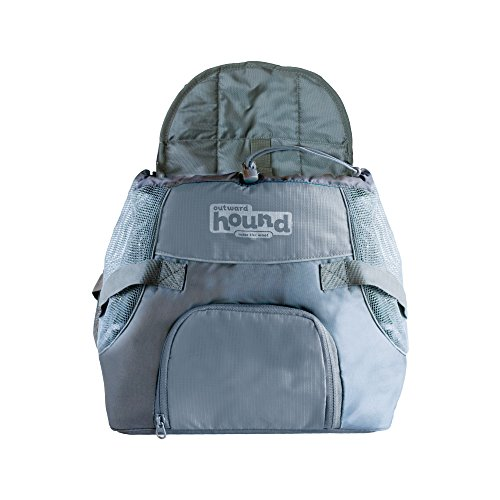 Outward Hound PoochPouch Front Carrier Dog Backpack ()