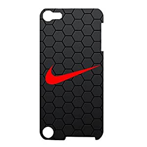 IpodTouch 5th Generation Phone Case Classical Cool Cover Case 3D Hard Back Skin Case Cover for Nike Logo Phone Case