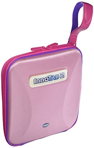 VTech InnoTab Storage Tote - Pink (compatible with all versions of InnoTab) (Innotab 2 Games For 3 Year Old)