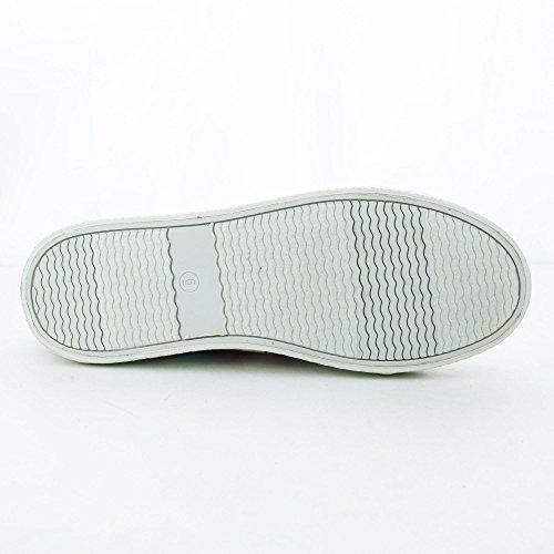 Scarpe Da Ginnastica Donna Fashion Flat In Pizzo Rotondo