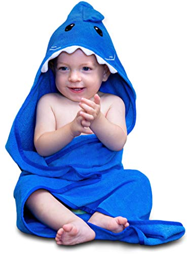 shark towel baby - 5