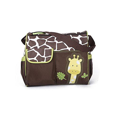 Baby Diaper Bag Handbag Multi-Function Waterproof Travel Nap