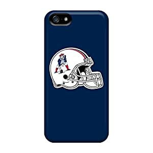 [YrY6619HRCt]premium Phone Case For Iphone 5/5s/ New England Patriots 8 Tpu Case Cover