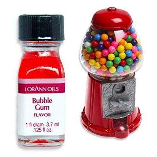 LorAnn Super Strength Bubble Gum Flavoring, 16 ()