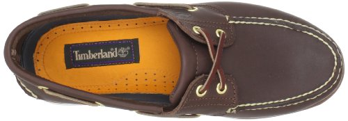 2 FTM Dark Eye Classic Timberland Marron Marrone Basse Uomo Boat Brown Espadrillas Burnished Zqa5wWxtP