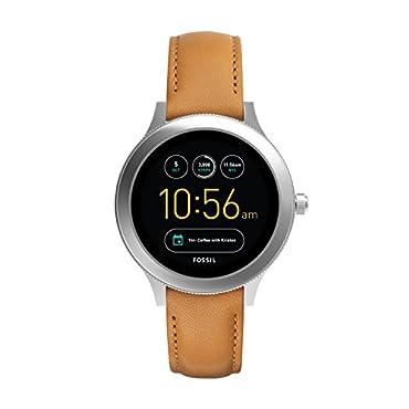 Fossil Gen 3 Smartwatch Q Venture Luggage Leather FTW6007