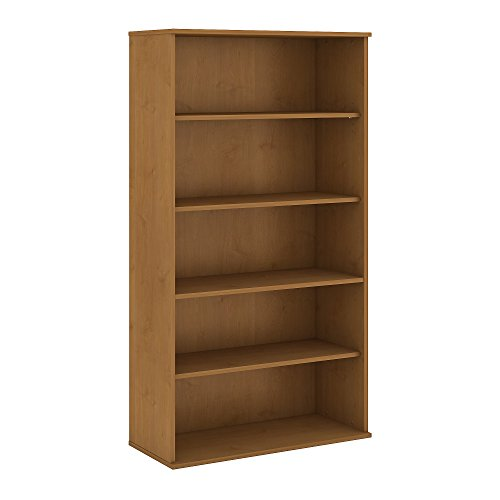 Bush Business Furniture 72H 5 Shelf Bookcase by Bush Business Furniture