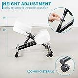 DRAGONN Ergonomic Kneeling Chair, Adjustable