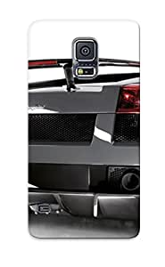 New Lamborghini Gallardo Superleggera Rear View Tpu Skin Case Compatible With Galaxy S5