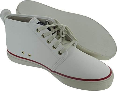 clearance looking for cheap best wholesale Sperry Men's Ex-Display Chukka Canvas Hi Tops cheap sale 100% original 7xB8q