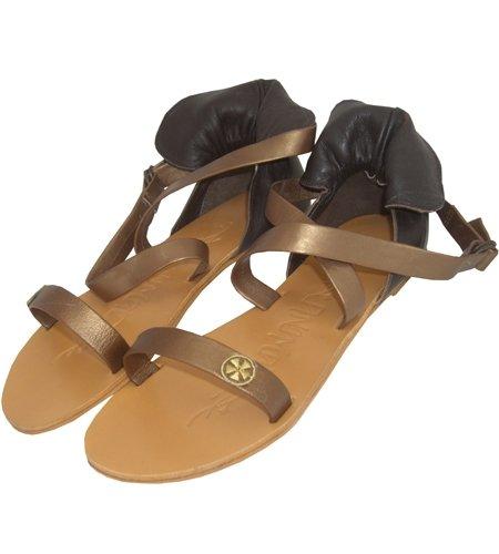 Roma Skinn Sandaler (4 (uk))