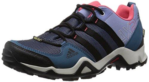 adidas AX2 GTX hiking shoes Ladies blue 2016 mountain shoes Blue
