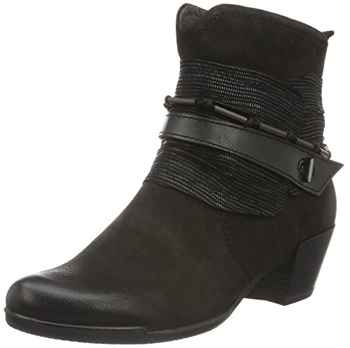 Combo Tamaris Boot Black Women's 25349 wIrIq1pAa
