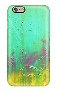 Hot Abstract Painting First Grade Tpu Phone Case For Iphone 6 Case Cover