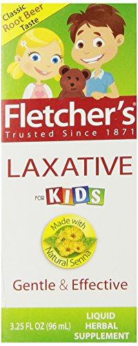 Fletchers Laxative Root Beer Ounce