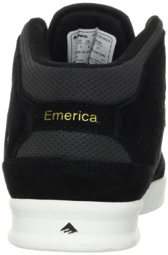 Reynolds Open The Emerica Back Slippers Men White Black wqAnR5ftn