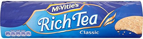 Tea Time Biscuits - Mcvities Rich Tea 300g (4 Pack)