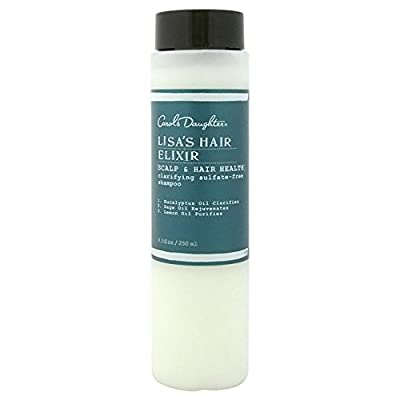 Lisa's Hair Elixir Clarifying Sulfate-Free Shampoo by Carol's Daughter