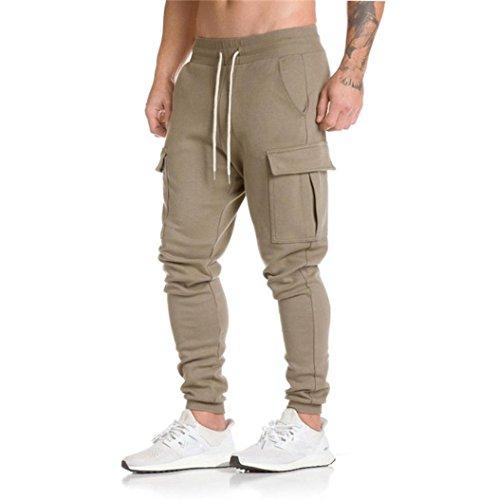 Outdoor Casual Men Pants - 7