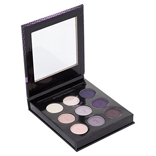 Collection Work the Colour Purple Eye Palette.