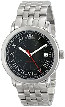 88 Rue du Rhone Men's Automatic Black Watch