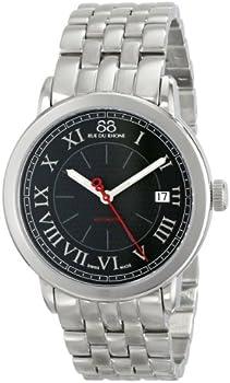 88 Rue du Rhone Men's Automatic Black Watch