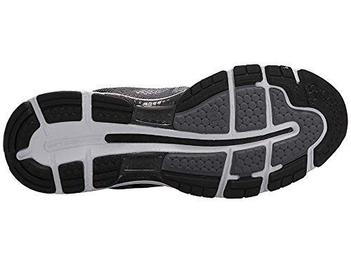 ASICS Men's Gel-Nimbus 20 Running Shoe, Carbon/Black/Silver, 7 Medium US by ASICS (Image #2)